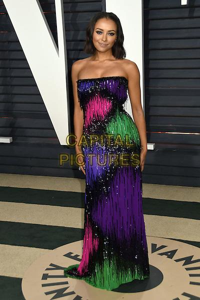 26 February 2017 - Beverly Hills, California - Kat Graham. 2017 Vanity Fair Oscar Party held at the Wallis Annenberg Center. <br /> CAP/ADM/BP<br /> &copy;BP/ADM/Capital Pictures