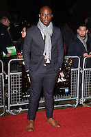 "director, Barry Jenkins<br /> at the London Film Festival premiere for ""Moonlight"" at the Embankment Gardens Cinema, London.<br /> <br /> <br /> ©Ash Knotek  D3163  06/10/2016"