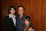 Frank Dicopoulos - son Jaden - daughter Olivia at the 16th Annual Feast with Famous Faces to benefit the League for the Hard of Hearing on October 27, 2008 at Pier Sixty at Chelsea Piers, New York City, New York. (Photo by Sue Coflin/Max Photos)