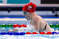 Picture by Alex Whitehead/SWpix.com - 05/04/2018 - Commonwealth Games - Swimming - Optus Aquatics Centre, Gold Coast, Australia - Abbie Wood of England in the Women's 400m Individual Medley final.