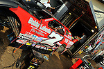 Feb 11, 2009; 4:05:34 PM; Barberville, FL, USA; UMP DIRTcar Racing Series for the 38th Annual ALLTEL DIRTcar Nationals by UNOH at Volusia Speedway Park.  Mandatory Credit: (thesportswire.net)