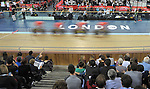 05/12/2014 - Track cycling world cup - London Velodrome - Olympic park - Stratford - London