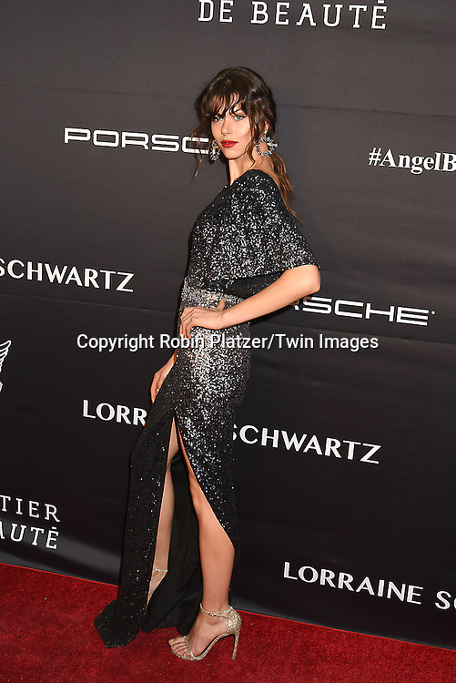 Georgia Fowler attends the Angel Ball 2016 on November 21, 2016 at Cipriani Wall Street in New York, New York, USA.<br /> <br /> photo by Robin Platzer/Twin Images<br />  <br /> phone number 212-935-0770
