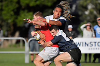 20180425 Swindale Shield Rugby - Petone v Marist St Pats