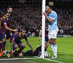 180214 Manchester City v FC Barcelona UCL