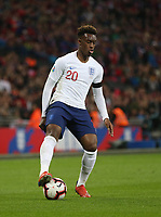England's Callum Hudson-Odoi<br /> <br /> Photographer Rob Newell/CameraSport<br /> <br /> UEFA Euro 2020 Qualifying round - Group A - England v Czech Republic - Friday 22nd March 2019 - Wembley Stadium - London<br /> <br /> World Copyright © 2019 CameraSport. All rights reserved. 43 Linden Ave. Countesthorpe. Leicester. England. LE8 5PG - Tel: +44 (0) 116 277 4147 - admin@camerasport.com - www.camerasport.com