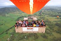 20160206 February 06 Hot Air Balloon Gold Coast