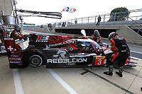 #3 REBELLION RACING (CHE) REBELLION R13 GIBSON LMP1 MATHIAS BECHE (CHE) THOMAS LAURENT (FRA) GUSTAVO MENEZES (USA)