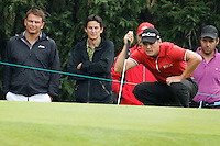 Martin Kaymer (GER) on the 13th during the 1st day of the Omega European Masters, Crans-Sur-Sierre, Crans Montana, Switzerland..Picture: Golffile/Fran Caffrey..