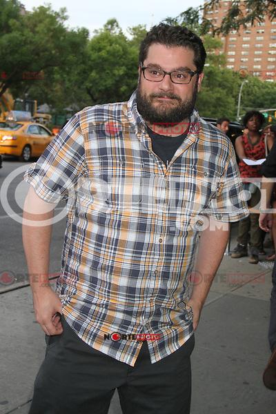 NEW YORK, NY - JULY 25: Bobby Moynihan at 'The Campaign' New York Premiere at Sunshine Landmark on July 25, 2012 in New York City. ©RW/MediaPunch Inc. /NortePhoto.com<br /> <br /> **SOLO*VENTA*EN*MEXICO**<br />  **CREDITO*OBLIGATORIO** *No*Venta*A*Terceros*<br /> *No*Sale*So*third* ***No*Se*Permite*Hacer Archivo***No*Sale*So*third*©Imagenes*con derechos*de*autor©todos*reservados*.