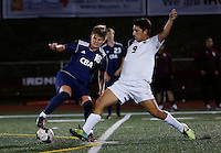 Christian Brothers Academy vs Don Bosco boys Soccer - 092315