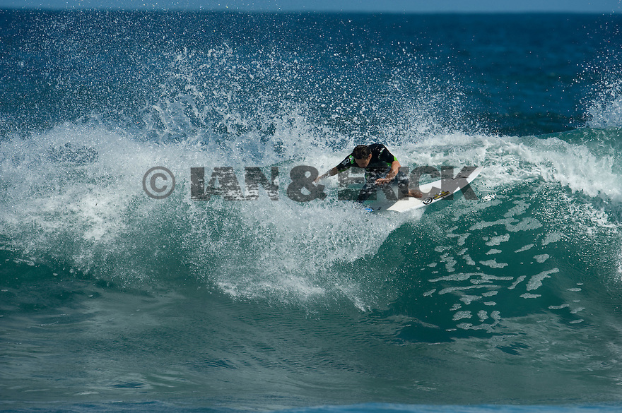 Nathaniel Curren (USA) at Lefties in Gracetown near Margaret River in Western Australia.