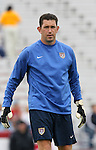 United States goalkeeping coach Phil Wheddon on Sunday, October 8th, 2006 at University of Richmond Stadium in Richmond, Virginia. The United States Women's National Team defeated Iceland 2-1 in a women's international friendly.