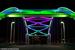 MMD - Bridge Lights pre Superbowl