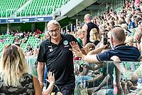 GRONINGEN - Voetbal, Opendag FC Groningen, seizoen 2018-2019, 05-08-2018, Hennie Spijkerman
