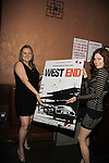 """Donna McKenna & One Life To Live Melissa Archer stars in """"West End"""" a film by Joe Basile about Family, Betrayal, Revenge - Greeting from the Jersey Shore - with its premiere at the Soho International Film Festival on April 11, 2013 at the Sunshine Cinema, New York City, New York. (Photo by Sue Coflin/Max Photos)"""