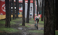 Sabrina Stultiens (NLD/Rabobank-Liv)<br /> <br /> Elite Women's race<br /> UCI 2016 cyclocross World Championships