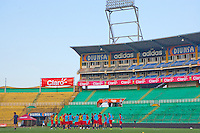 USMNT Training in Honduras, Tuesday, February 5, 2013