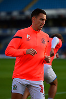 Blackburn Rovers' Stewart Downing warms up<br /> <br /> Photographer Richard Martin-Roberts/CameraSport<br /> <br /> The Carabao Cup First Round - Tuesday 13th August 2019 - Blackburn Rovers v Oldham Athletic - Ewood Park - Blackburn<br />  <br /> World Copyright © 2019 CameraSport. All rights reserved. 43 Linden Ave. Countesthorpe. Leicester. England. LE8 5PG - Tel: +44 (0) 116 277 4147 - admin@camerasport.com - www.camerasport.com