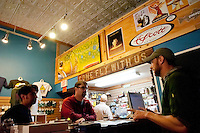 The Driftless Angler fly shop in VIroqua Wisconsin heart of the Driftless Area.