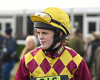 Jockey Lizzie Kelly during Horse Racing at Wincanton Racecourse on 5th December 2019