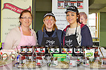 Darina Healy, Melanie Harty and Denise McKenna at the Kingdom County Fair at Ballybeggan on Sunday.