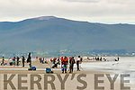 Huge entry for the International sea angling competition hosted by Tralee bay sea angling club held on Inch beach last Saturday.