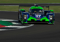 Roberto Lacorte (ITA), Andrea Belicchi (CHE), Giorgio Sernagiotto (ITA) CETILAR RACING during the WEC 4HRS of SILVERSTONE at Silverstone Circuit, Towcester, England on 30 August 2019. Photo by Vince  Mignott.