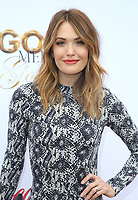 "05 January 2019 - West Hollywood California - Amy Purdy. 6th Annual ""Gold Meets Golden"" Party Hosted by Nicole Kidman and Nadia Comaneci held at the House on Sunset. Photo Credit: Faye Sadou/AdMedia"