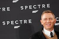 Daniel Craig <br /> Roma 27-10-2015 Hotel St Regis. 007 Spectre Photocall.<br /> Photo Samantha Zucchi Insidefoto