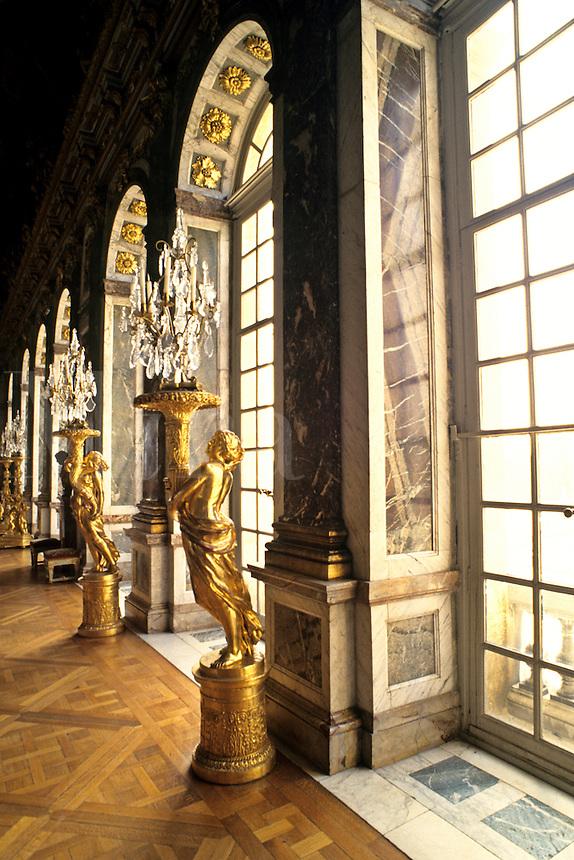 Wonderful Elegant Palace at Versailles France