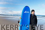 Mark Mulvihill of the Ballybunion Surf School