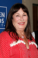 LOS ANGELES - July 17:  Anjelica Huston at the Oceana And The Walden Woods Project Present: Rock Under The Stars With Don Henley And Friends at the Private Residence on July 17, 2017 in Los Angeles, CA