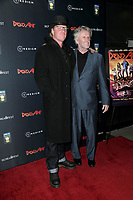 """LOS ANGELES - JAN 22:  Jake Busey, Gary Busey at the """"Dead Ant"""" Los Angeles Premiere at the TCL Chinese 6 Theatres on January 22, 2019 in Los Angeles, CA"""