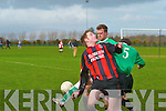 Mastergeeha v Behy Rovers at Kilbrean Park
