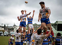 Bay Of Plenty v Wanganui. Game of Three Halves pre-season rugby match at Taihape Domain in Taihape, New Zealand on Friday, 27 July 2018. Photo: Dave Lintott / lintottphoto.co.nz