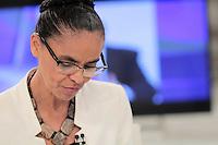 SÃO PAULO,SP,20.06.2016 - RODA-VIVA - A ex-senadora Marina Silva durante o programa Roda Viva, na sede da Tv Cultura no bairro da Água Branca, região oeste de São Paulo, na noite desta segunda-feira (20). (Foto : Marcio Ribeiro : Brazil Photo Press)