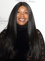 Sandi Bogle attends James Ingham's 'Jog-On to Cancer' 7th annual party raising funds for Cancer Research UK, at Proud Embankment, London on April 10th 2019<br /> CAP/ROS<br /> ©ROS/Capital Pictures