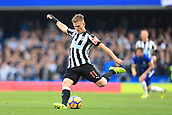 2nd December 2017, Stamford Bridge, London, England; EPL Premier League football, Chelsea versus Newcastle United; Matt Ritchie of Newcastle United
