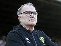 Leeds United's Marcelo Bielsa<br /> <br /> Photographer Mick Walker/CameraSport<br /> <br /> The EFL Sky Bet Championship - Nottingham Forest v Leeds United - Tuesday 1st January 2019 - The City Ground - Nottingham<br /> <br /> World Copyright &copy; 2019 CameraSport. All rights reserved. 43 Linden Ave. Countesthorpe. Leicester. England. LE8 5PG - Tel: +44 (0) 116 277 4147 - admin@camerasport.com - www.camerasport.com