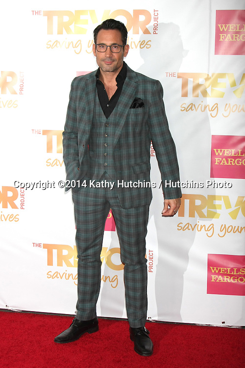"LOS ANGELES - DEC 7:  Gregory Zarian at the ""TrevorLIVE LA"" at the Hollywood Palladium on December 7, 2014 in Los Angeles, CA"