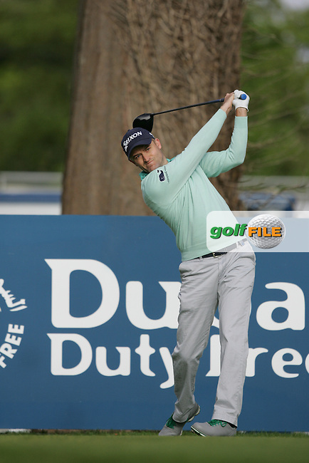 Russell Knox (SCO) during Wednesday's Pro-Am ahead of the 2016 Dubai Duty Free Irish Open Hosted by The Rory Foundation which is played at the K Club Golf Resort, Straffan, Co. Kildare, Ireland. 18/05/2016. Picture Golffile | TJ Caffrey.<br /> <br /> All photo usage must display a mandatory copyright credit as: &copy; Golffile | TJ Caffrey.