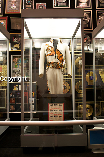 Graceland, home of Elvis Presley outfit 3