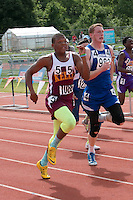 Kelly junior Maurice Davis won the Class 2 100-meter dash in 10.97 seconds, and was fifth in the 200-meter dash in 22.91.