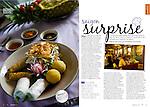 Article on restaurants for Jetstar Australia magazine, July 2009