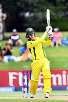 Australia's opening batsman Jack Edwards in action while batting during the ICC U-19 Cricket World Cup 2018 Finals between India v Australia, Bay Oval, Tauranga, Saturday 03rd February 2018. Copyright Photo: Raghavan Venugopal / © www.Photosport.nz 2018 © SWpix.com (t/a Photography Hub Ltd)