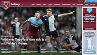 West Ham United Website - 29-Jul-2019 - 'Wilshere: This West Ham side is a midfielder's dream' - Photo by Rob Newell (Camerasport via Getty Images)