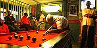 Late Night Billard Play at Nxolo-Shebeen in Mamelodi, SA 2009