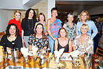 Lorraine Fitzgerald from Knocknagoshel celebrating her birthday in Bella Bia on Saturday<br /> Seated l to r: Theresa Walsh, Kitsy Fitzgerald, Joan McElligott and Lorraine Fitzgerald.<br /> Back l to r: Karen Coughlin, Eileen Long, Dolly Mangan, Breda McGailey, Helen Cusack and Helen Walsh.