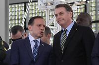 11.10.2019 - Jair Bolsonaro participa de Solenidade de Formatura de Sargentos em SP